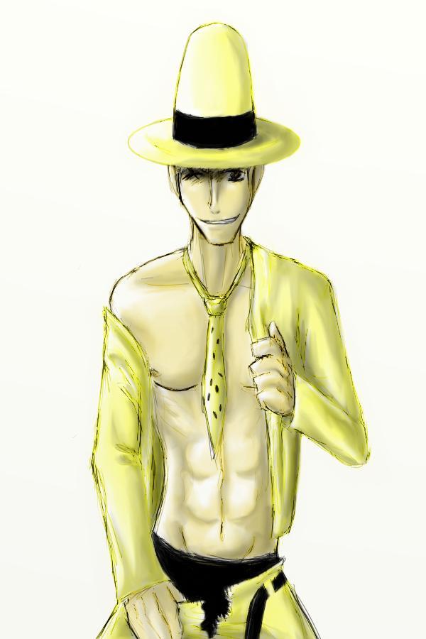 shirt the king in yellow Hyakka ryouran: samurai girls uncensored