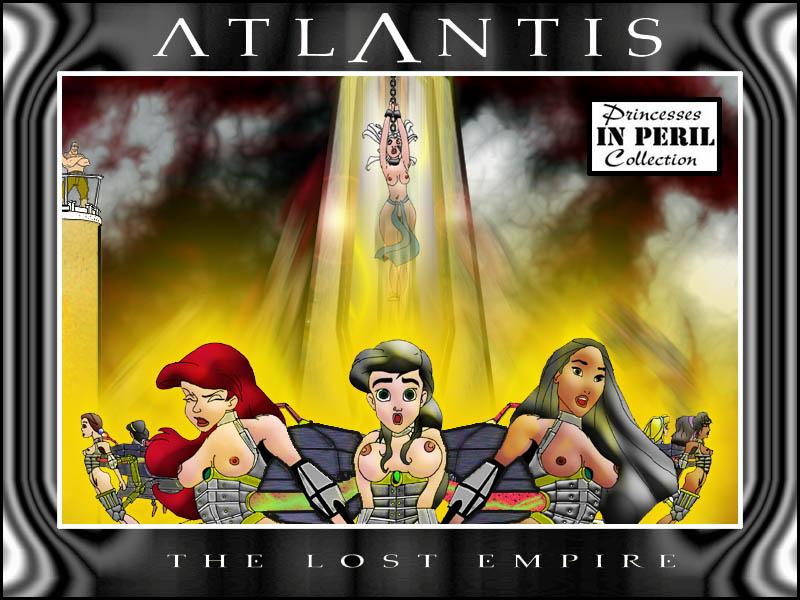 xxx lost the atlantis empire My hero academia pixie bob