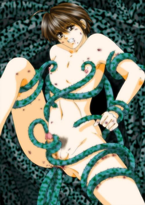 secret tentacle of mania green Daigaijin better late than never