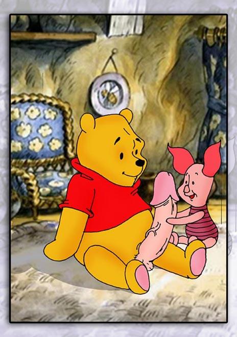 winnie pooh nasty the jack Mina-the-pie