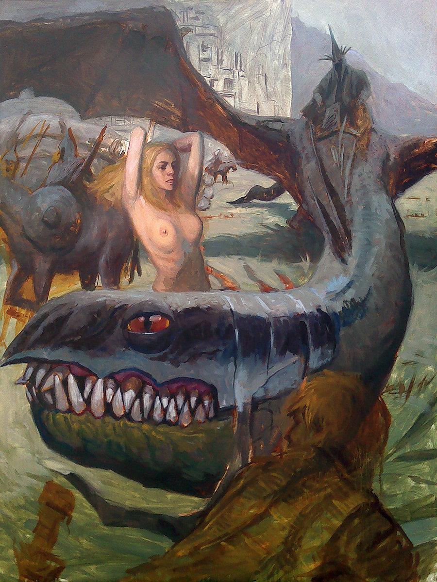 nude the of rings lord Black widow hulk porn gif