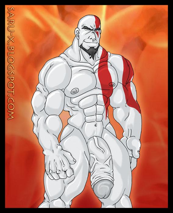 of 4 god war gif One punch man tatsumaki