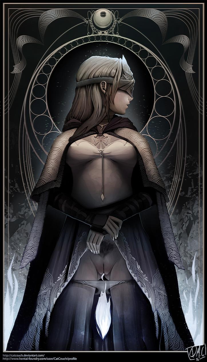fire 3 keeper dark souls robe Mass effect tali