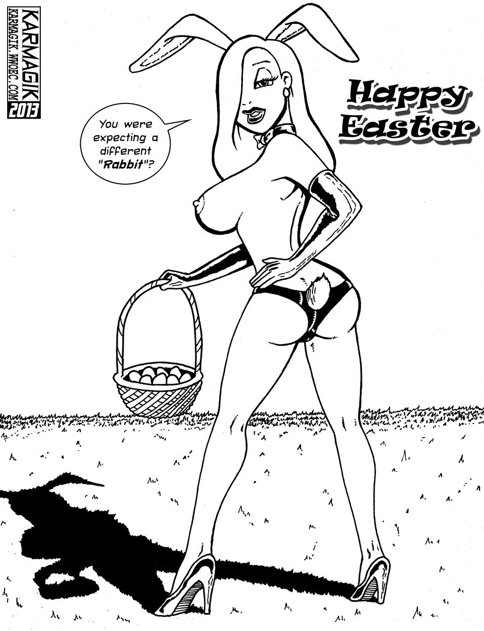 easter game apprentice egg the Hachinan_tte_sore_wa_nai_deshou