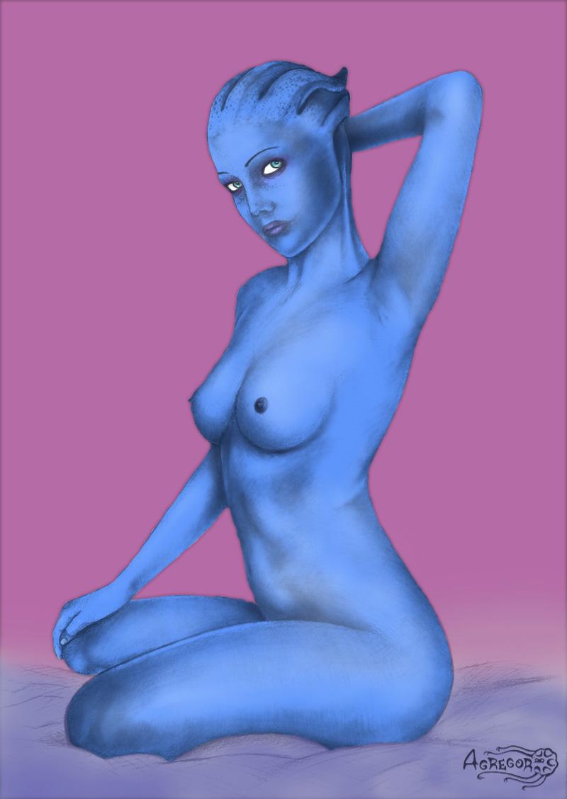 liara soni t Sword art online yuuki naked