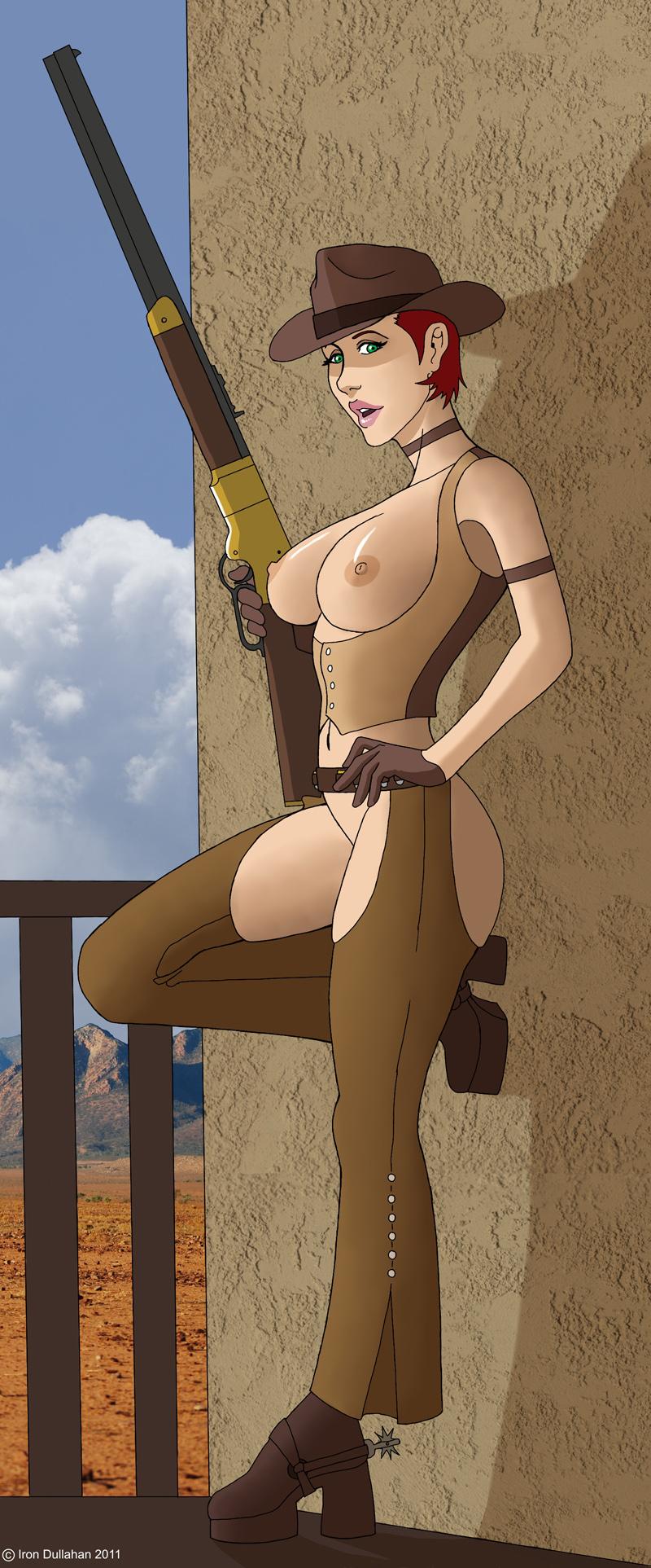 daughter vegas new ares fallout of Ichiban ushiro no daimaou uncensored