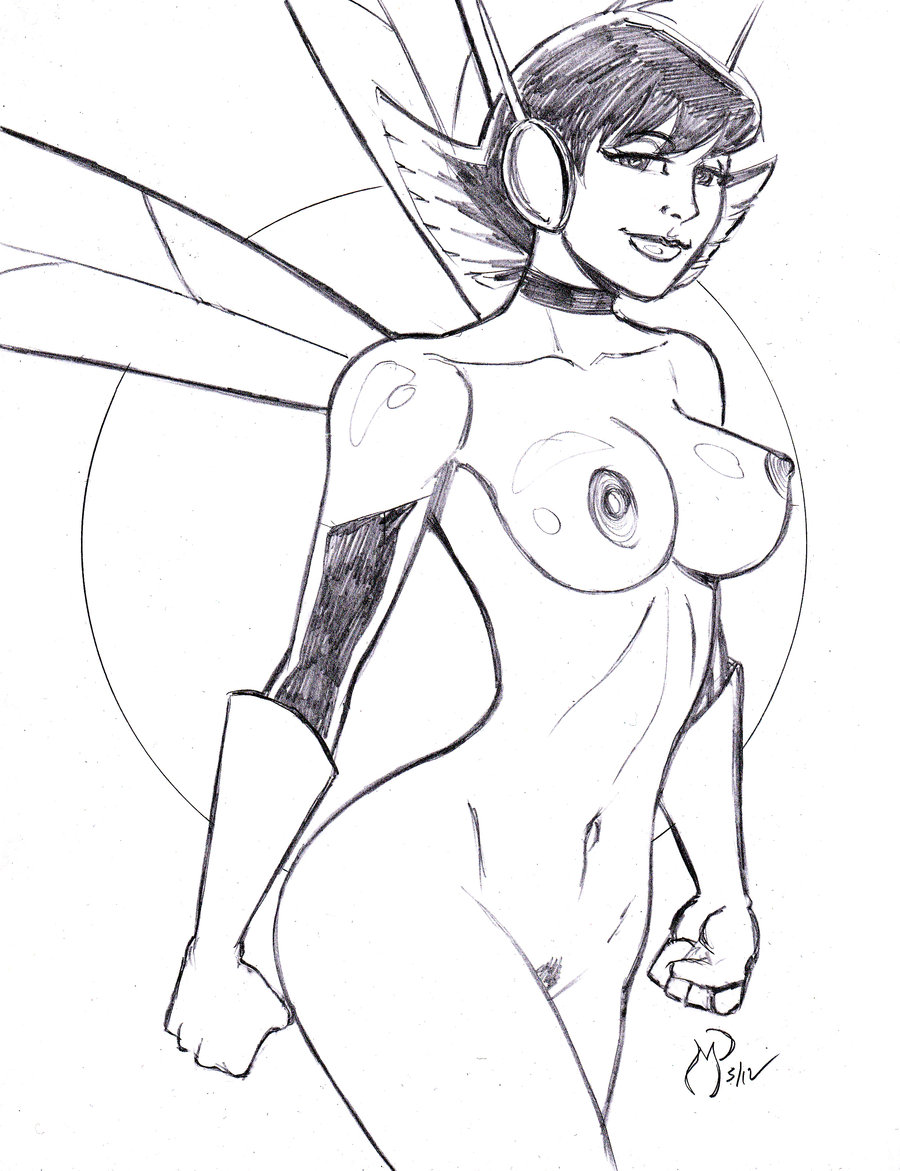 mightiest wasp the heroes avengers earth's My girlfriend is a shobi**h