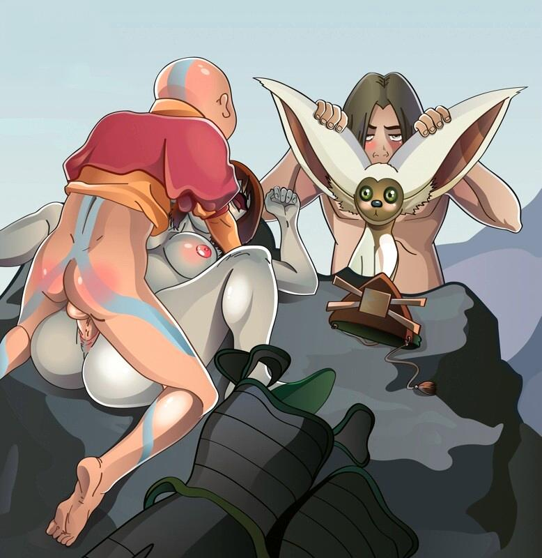 the avatar naked last toph airbender How to get kyuubi in yokai watch 2