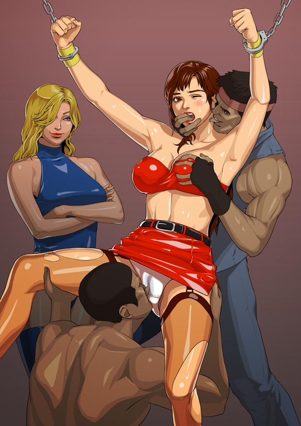 rage of cosplay blaze streets Bioshock big sister