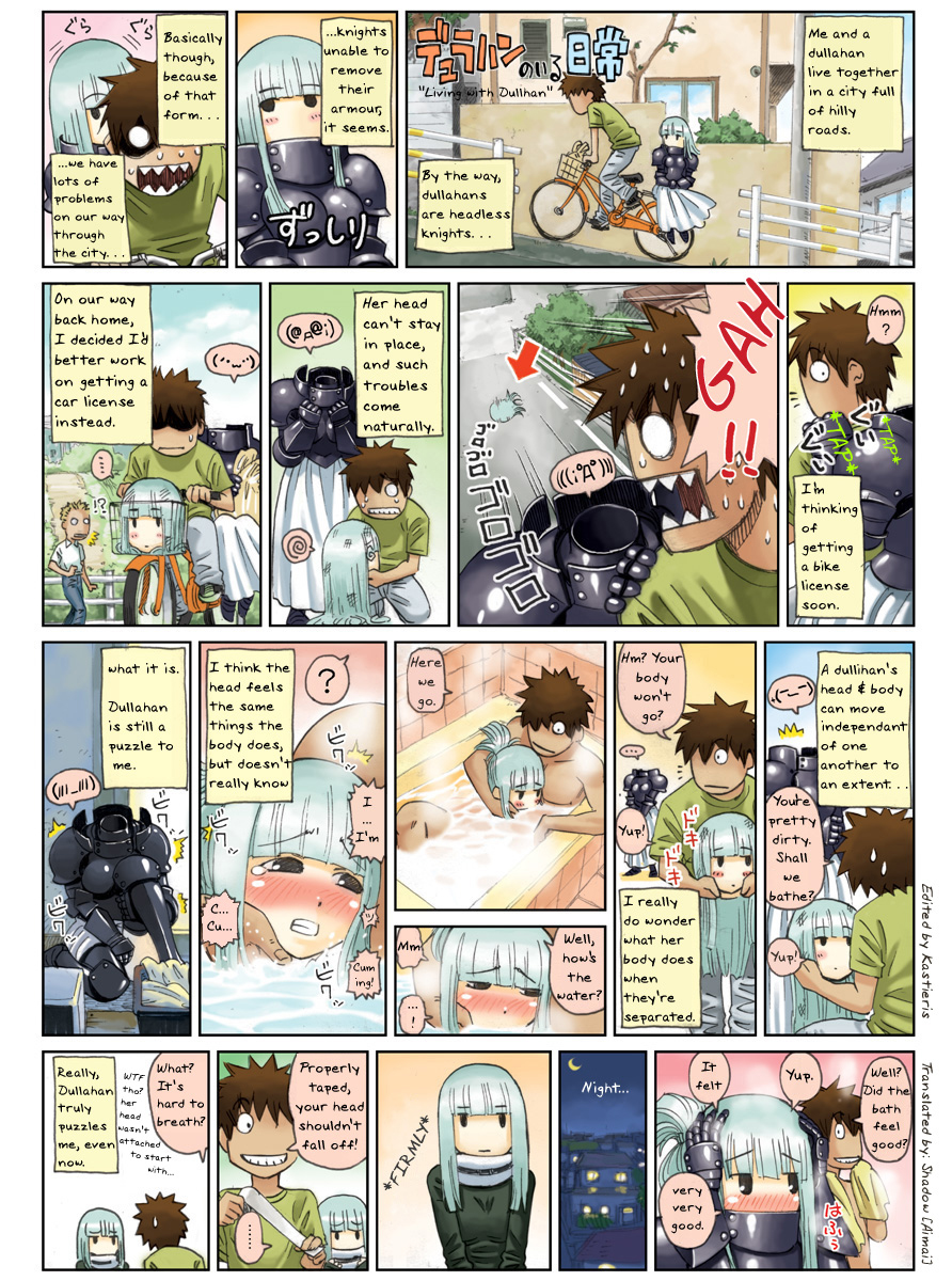 nichijou musume monster no characters iru Monster hunter world nargacuga armor