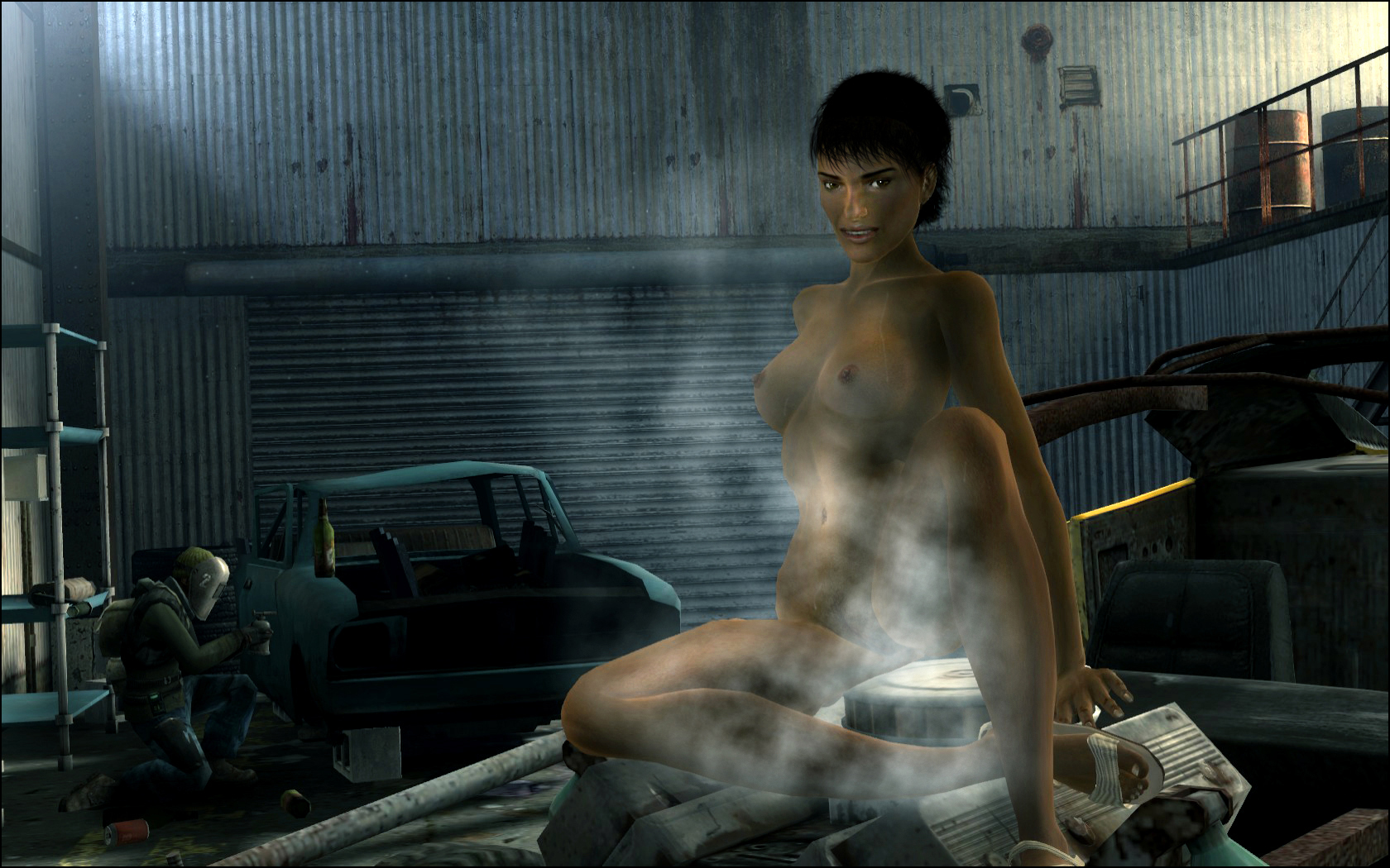 nude fallout glorious mod 4 female Emily wants to play rules