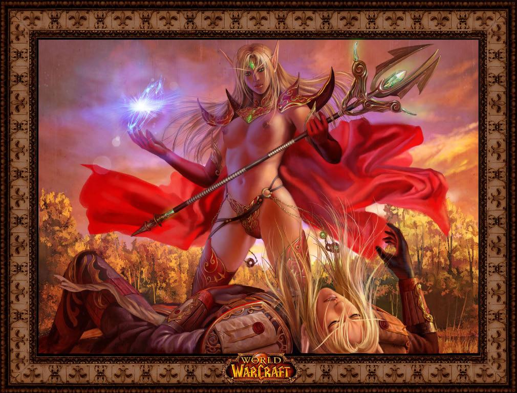 elf female knight death blood Enter the gungeon the convict