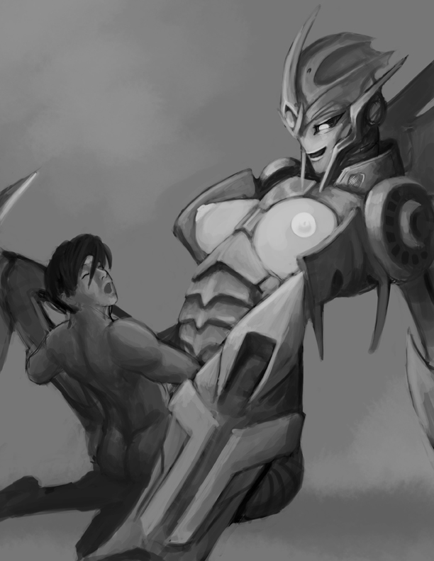fanfiction jack prime and transformers airachnid Breath of the wild chuchu