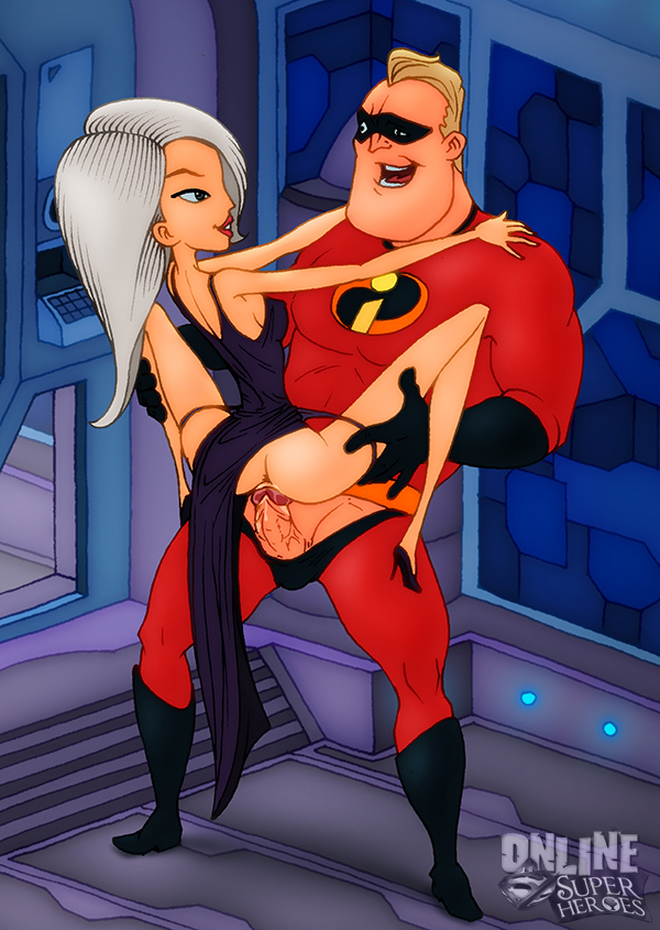 incredibles comic the Manos hands of fate cosplay