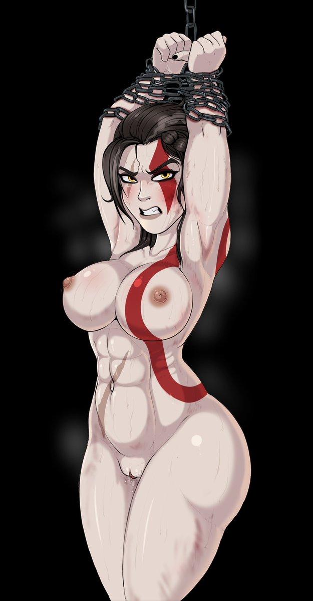 nude 4 god war of 3d custom girl evolution uncensor