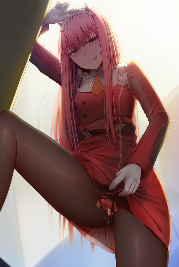 the darling in franxx air time To love ru momo naked