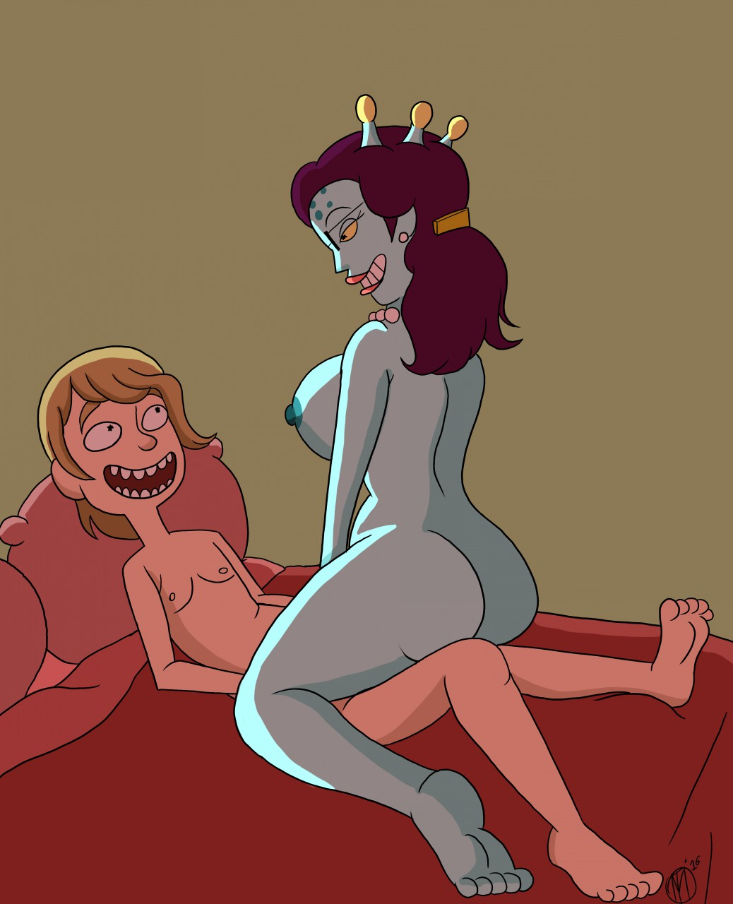 nude morty jessica and rick Phineas and ferb season 4 episode 34