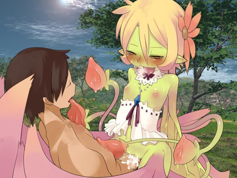 monster goddess quest girl ilias Hai to gensou no grimgar moguzo