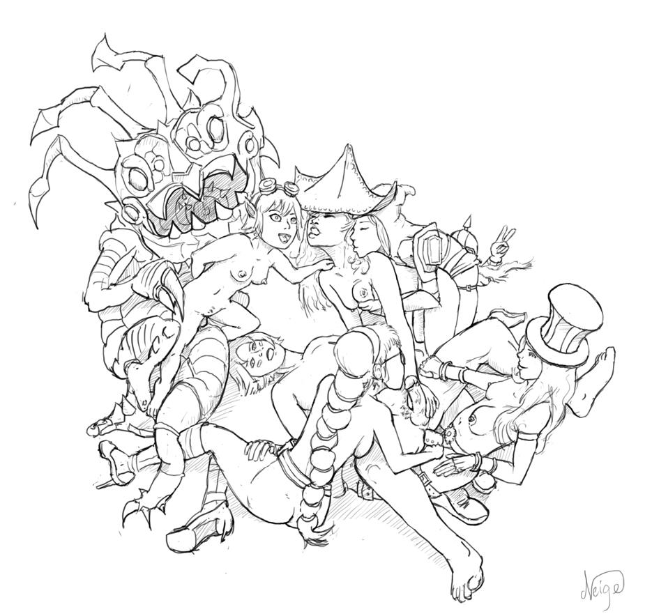 gelbooru of kaisa legends league Kiryuuin satsuki (kill la kill)