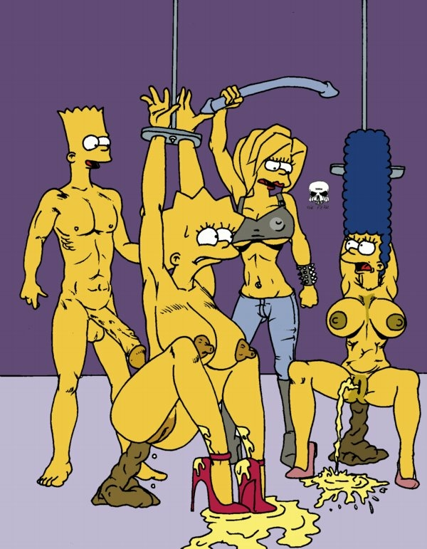 porn and homer lisa simpson My little pony game xxx