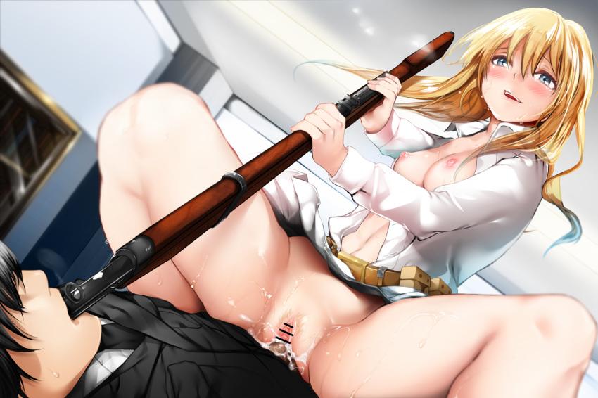 frontline girls ii m4 sopmod Saitama and fubuki fanfiction lemon