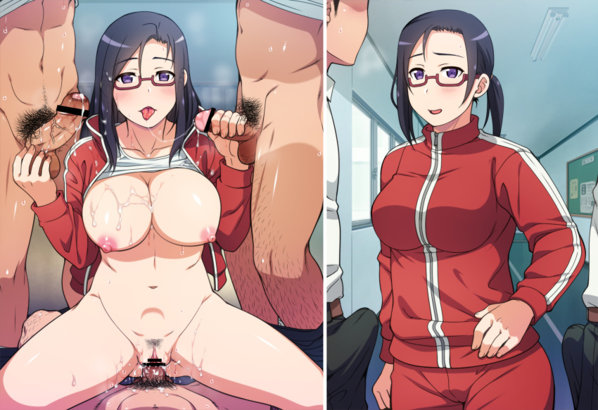 kataritai demi-chan anime like wa F is for family nude