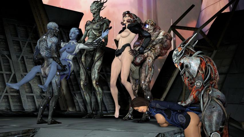 khalisah mass effect al-jilani Avatar the last airbender toph naked