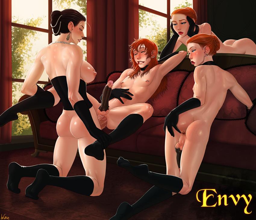 sins seven nude deadly diane Boku no yayoi-san 3