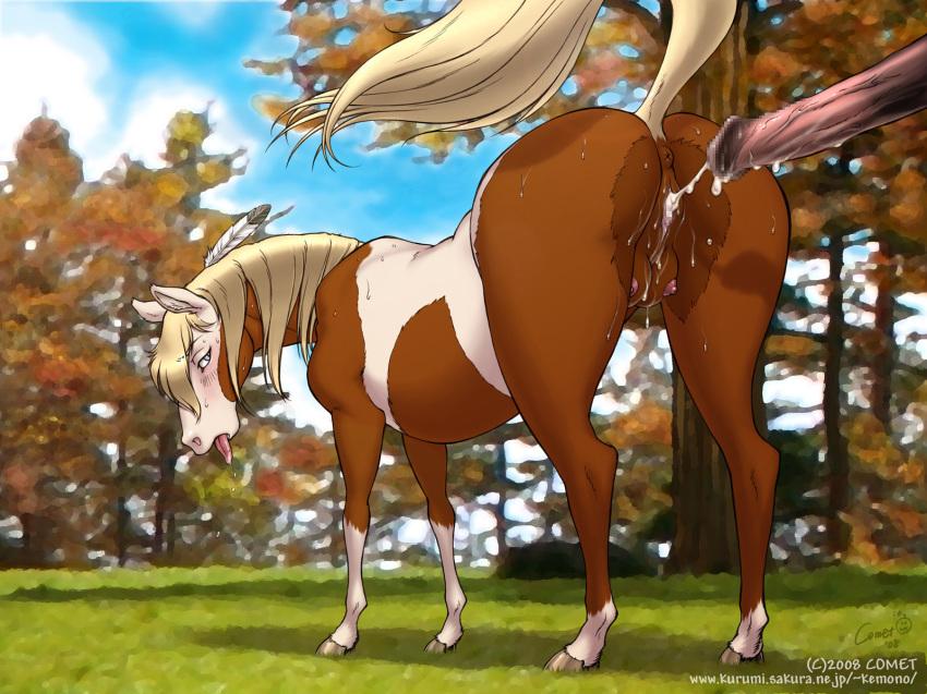 rain stallion the of cimarron My little pony sex gifs