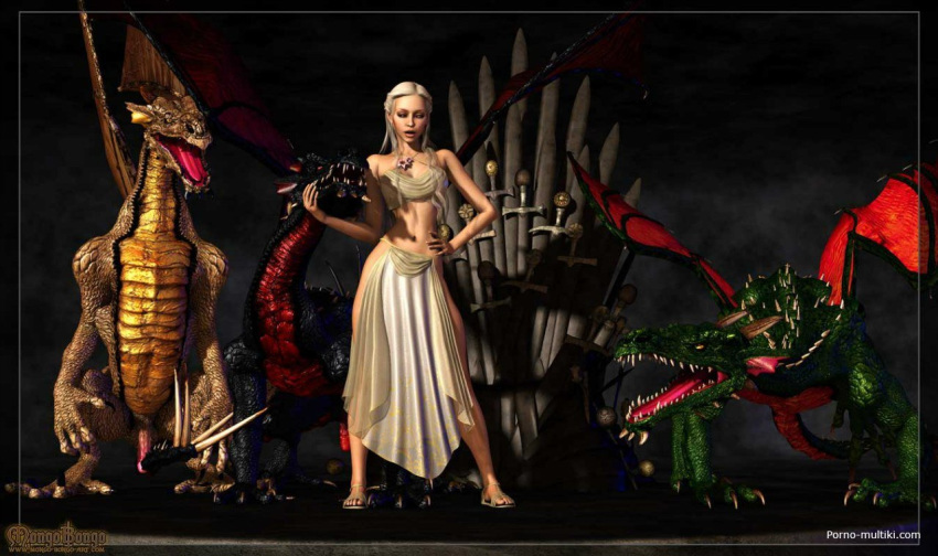 game nude thrones of daenerys D. grey man hallow
