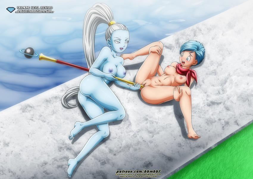 bulma dragon ball kai z Watashi ga suki nara suki tte itte!