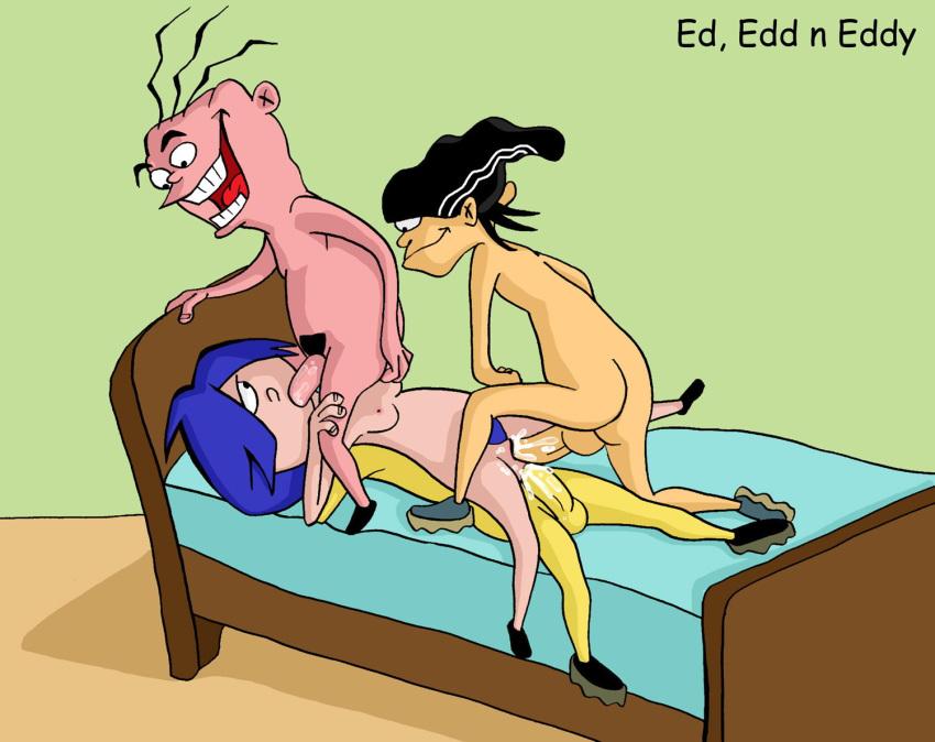 eddy n ed monster ed edd Scp-000-j