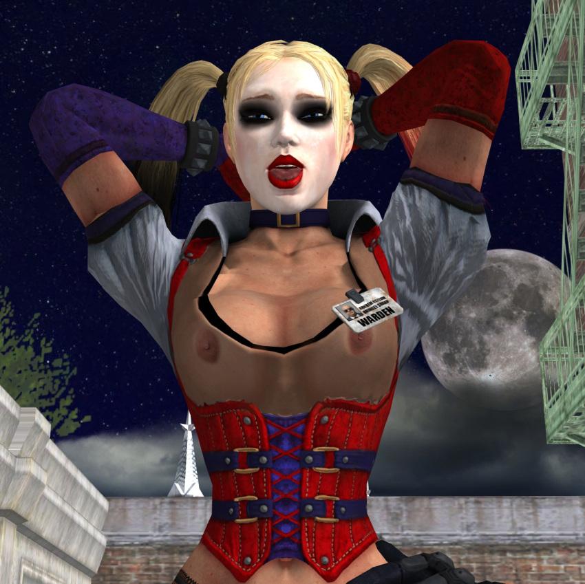 harley city quinn porn arkham The empire strikes back xxx