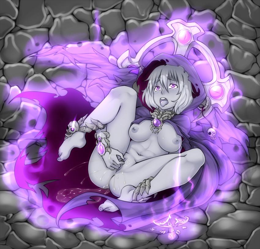 orc high monster encyclopedia girl Vanilla the rabbit x human