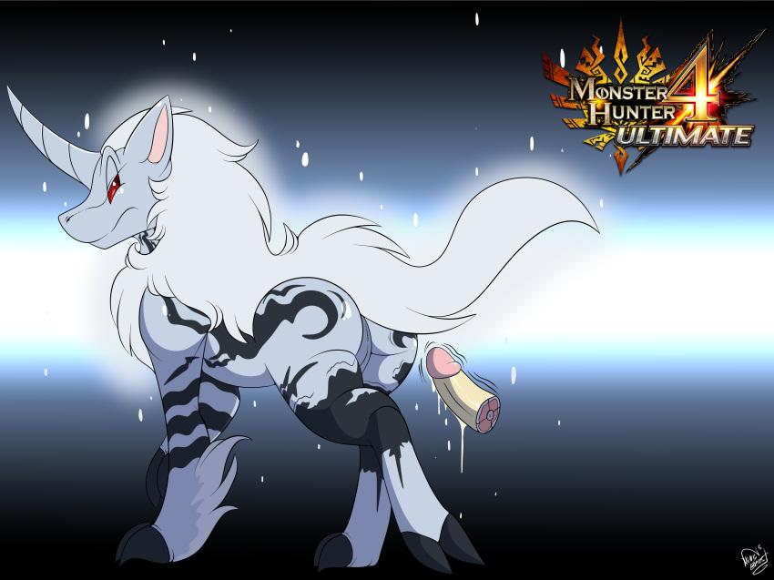 monster kirin world hunter armor Dragon ball fighterz nude mod