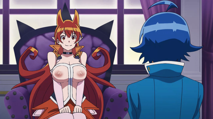 welcome myanimelist kun school iruma to demon Devil may cry 5 hentai