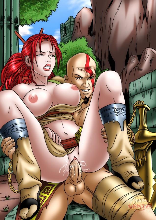 war freya of porn god Batman arkham knight harley quinn naked