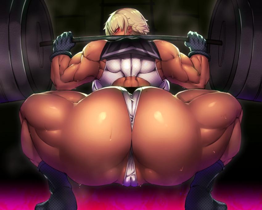 spartan female 5 halo ass Miss kobayashi's dragon maid gelbooru