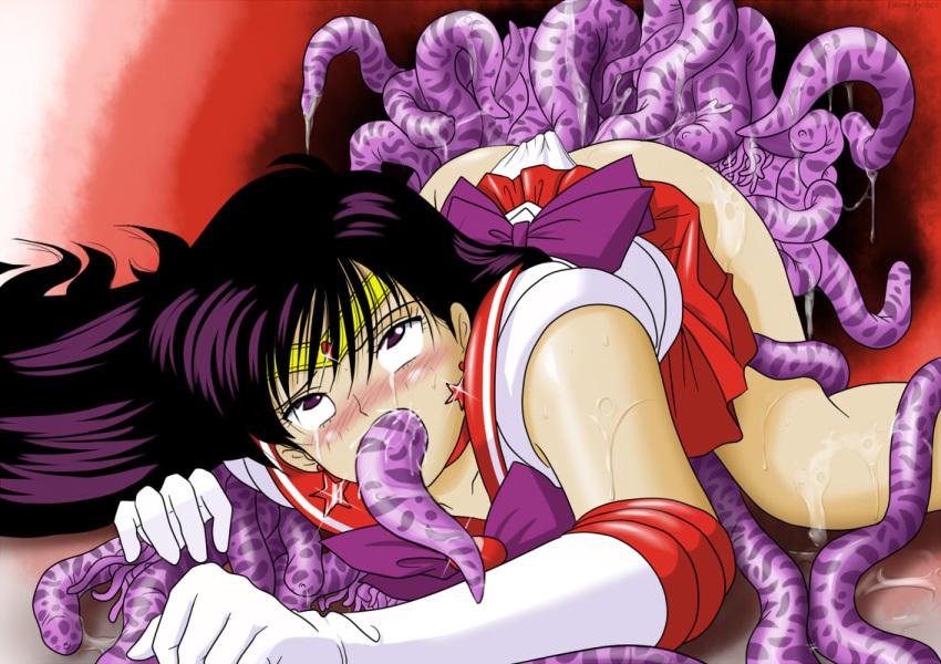 prince diamond moon x sailor Tsuma ga onsen de circle nakama no nikubenki ni natta no desu ga
