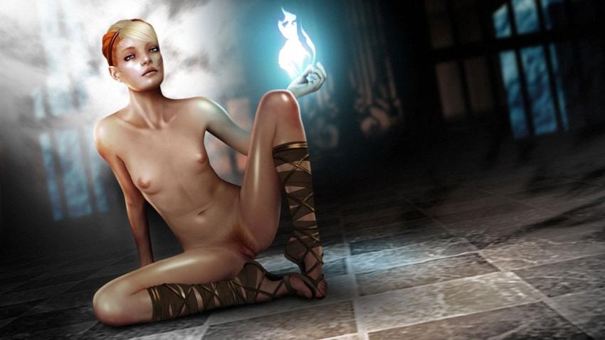 nude of 4 war god Breath of the wild urbosa