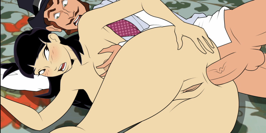 porn pop parody team epic Akiha tohno (tsukihime)