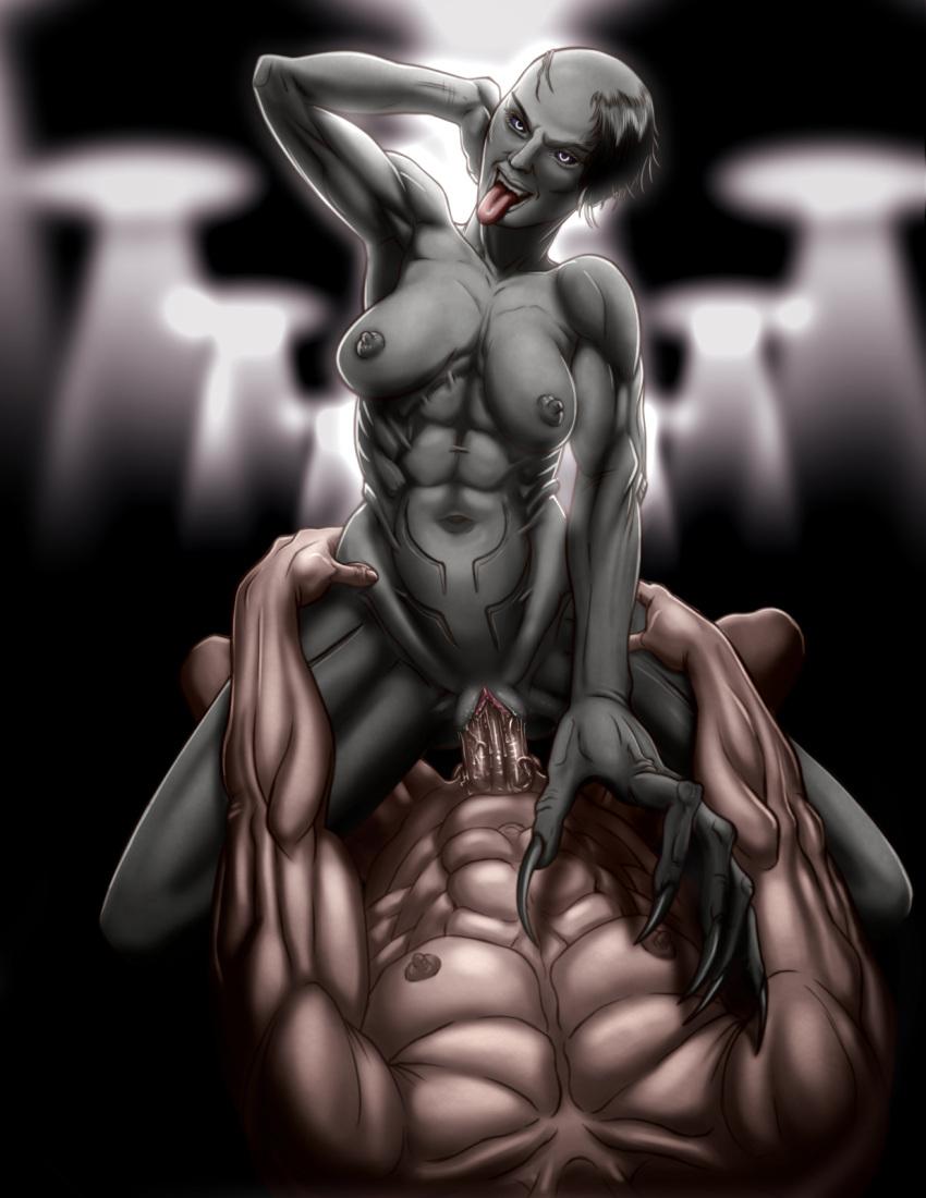 floor mr foster killing 2 Seikon no qwaser breast sucking
