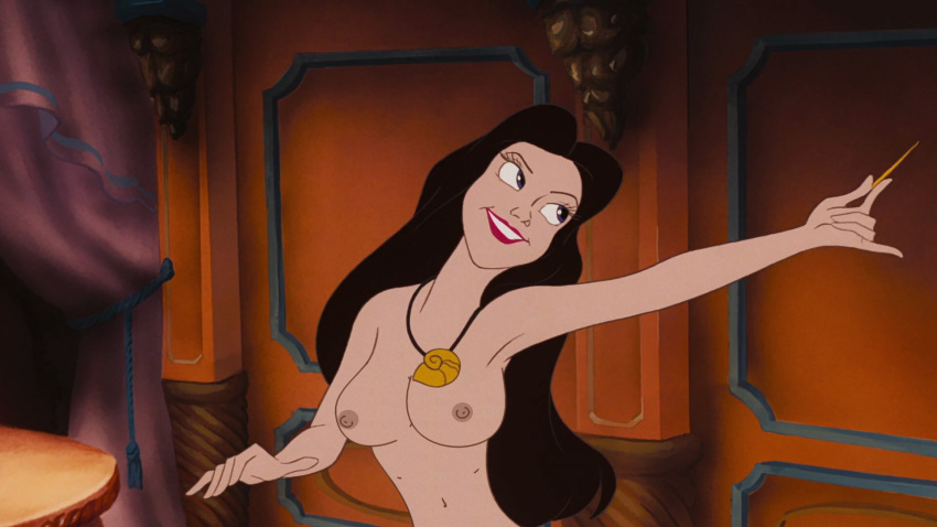little ariel the mermaid naked Asa_made_jugyou_chu!